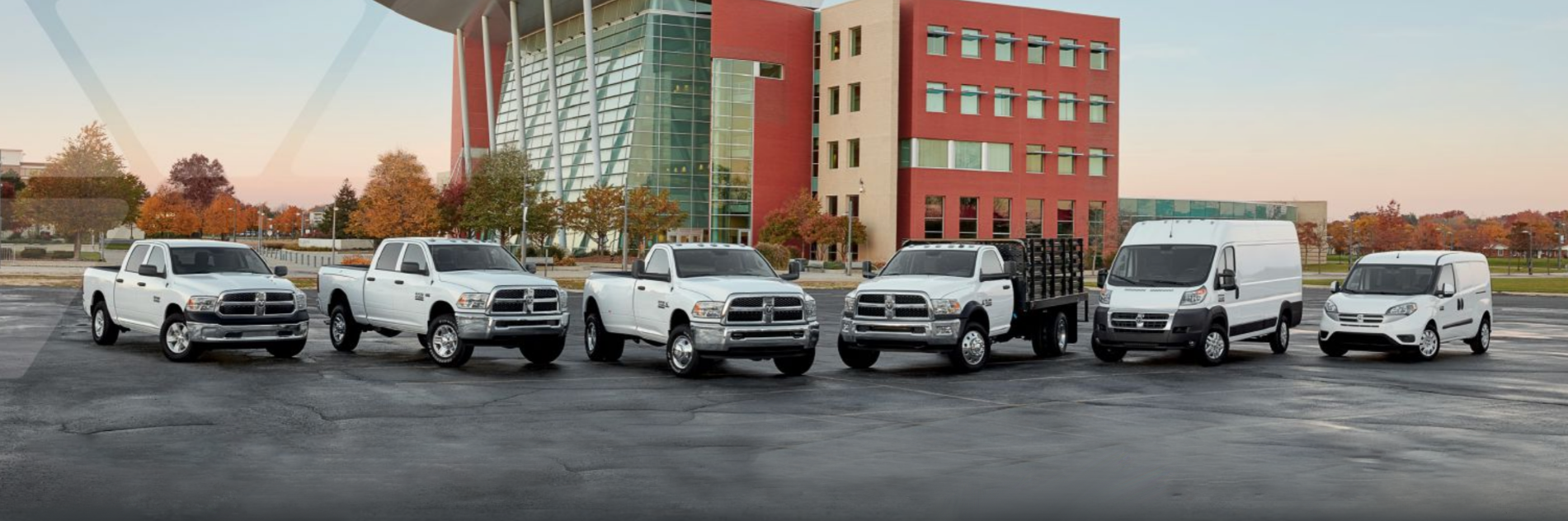 Ram Tough Work Trucks