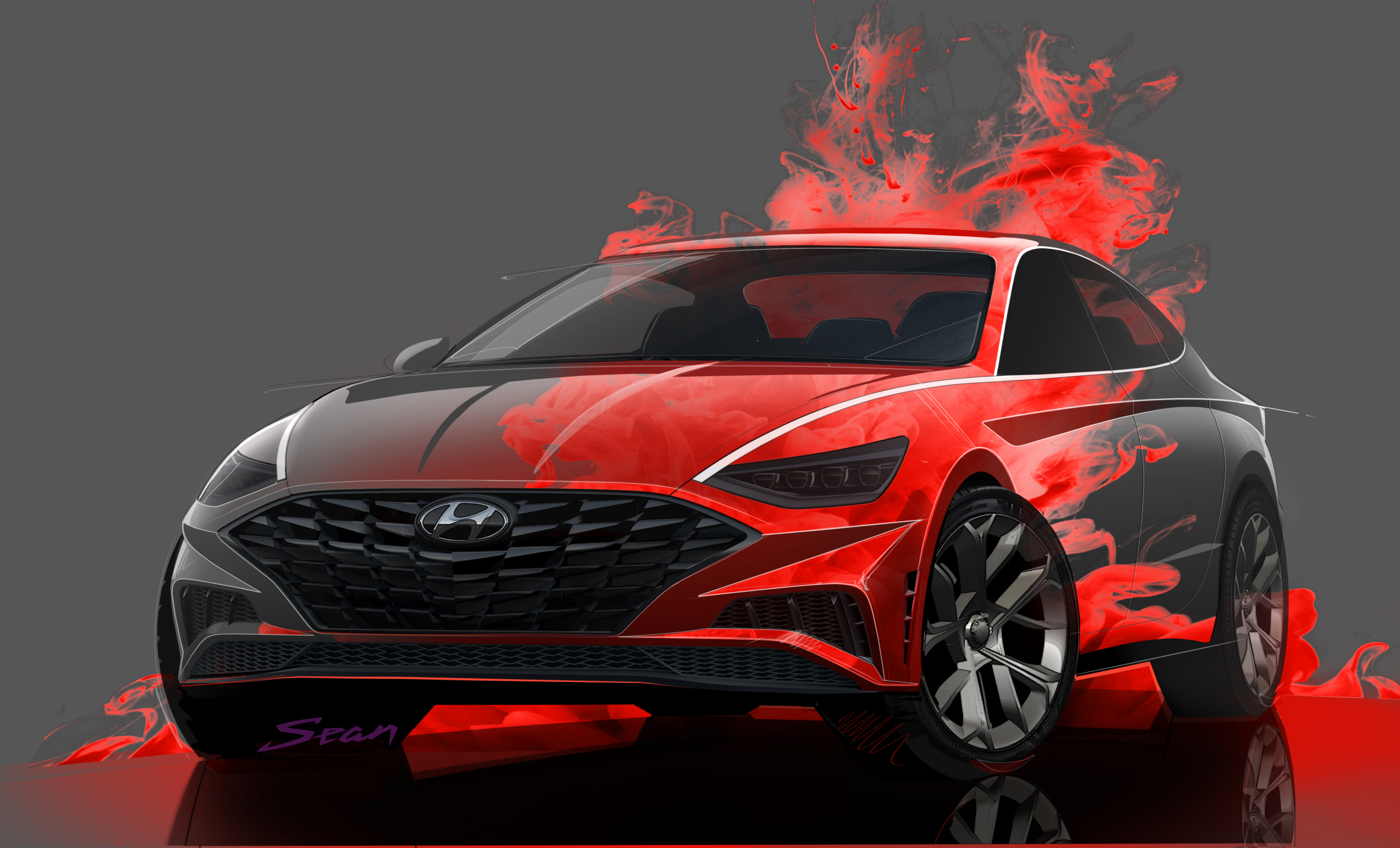 2020 Hyundai Sonata at Healey Brothers